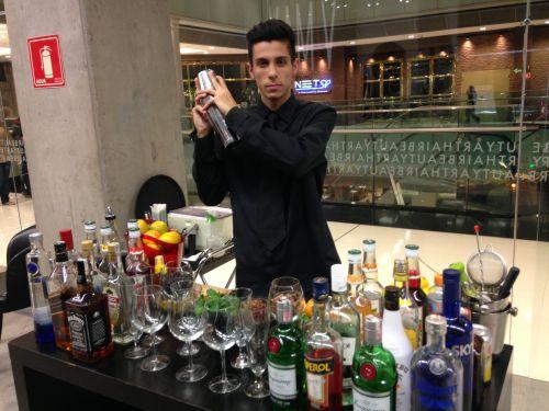 Serviço de Open Bar